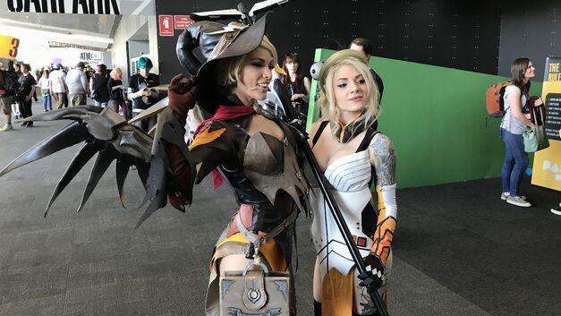 PAX Aus cosplay