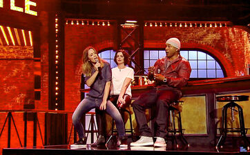 Top Five 'Lip Sync Battle' Moments