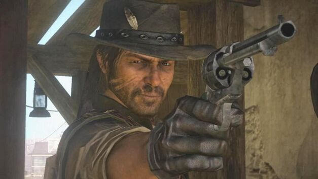 red dead redemption john marston feature