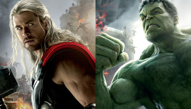 Where Are Thor and Hulk?