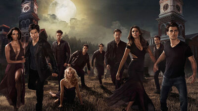 'The Vampire Diaries' Cast and Crew Talk Final Season