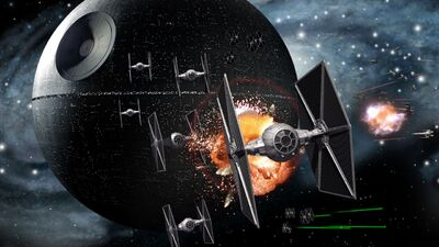 The Giant Superweapons of Star Wars