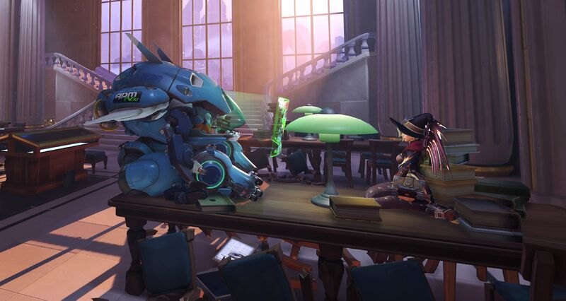 How 'Overwatch' has changed while you've been playing