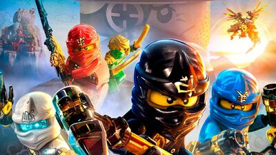 The Complete Guide to 'The LEGO Ninjago Movie' Characters