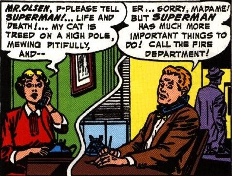 Jimmy Olsen #1 - Man of Steel Substitute 01