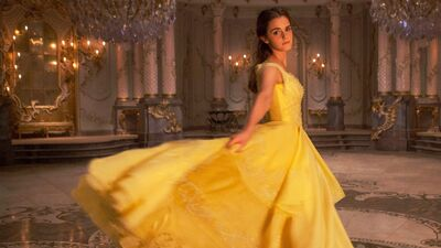Emma Watson Insisted on Keeping Her Freckles in 'Beauty and the Beast'
