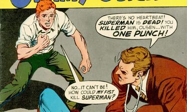 Jimmy Olsen, Life Wrecking Idiot (Part 3)