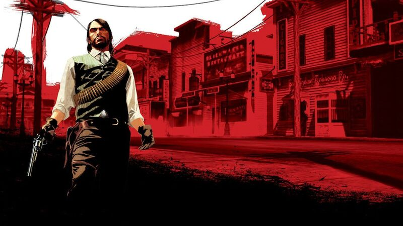 Red Dead Redemption Xbox One 360 Comparison
