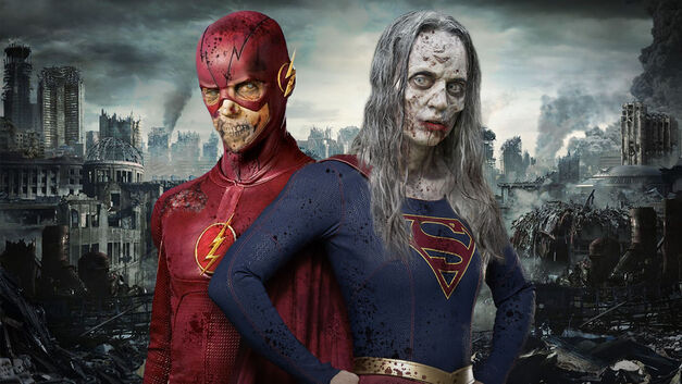 Just-Add-Zombies-the-flash-supergirl