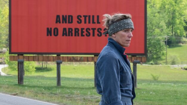 Three Billboards-Frances McDormand
