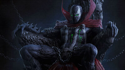 Todd McFarlane Wants to Call His Superhero Reboot 'Spawn... Do You Believe?'