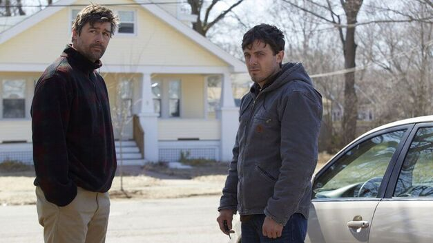 Manchester by the sea casey affleck kyle chandler
