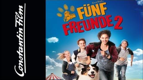 Fünf Freunde 2 - Teaser
