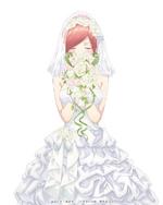 五等分的花嫁 動畫化主視覺圖