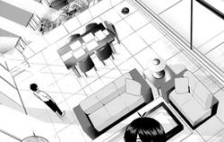 中野家 公寓內貌
