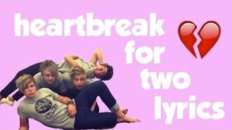 Heartbreak For Two - 5SOS (Lyrics)