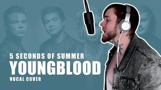 5 Seconds Of Summer - Youngblood Cover