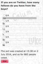 5 Seconds of Summer Wiki - Poll 4 - Twitter