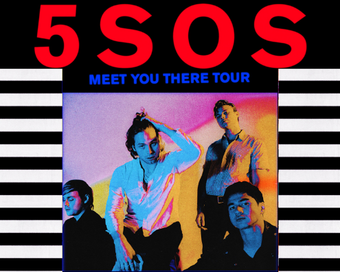 Meet you there live 5sos album