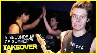 5SOS Pre-Show Routine - 5 Seconds Of Summer Takeover Ep 2