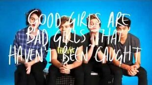 5 Seconds of Summer - Good Girls (Track by Track)