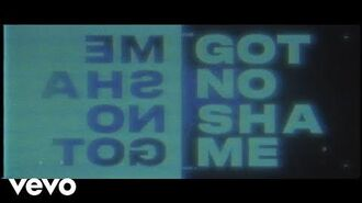 5 Seconds of Summer - No Shame (Lyric Video)