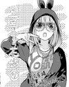 Negi Haruba's Yotsuba illustration - volume 7 release
