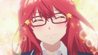 EP6 Itsuki calms herself