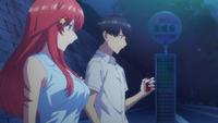 EP1 Fuutarou escorts Itsuki