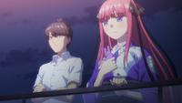 EP4 Fuutarou and Nino watch firework 2