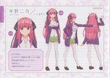 Character Profile Nino Nakano 1