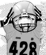 Negi Haruba's Yotsuba illustration - volume 5 release