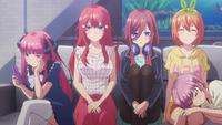 EP2 Nakano Quintuplets