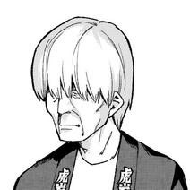 Nakano Quintuplets' Grandfather