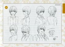 Character Profile Ichika Nakano 4