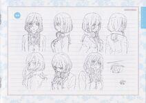 Character Profile Miku Nakano 4