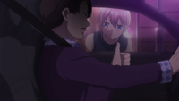 EP3 Ichika and mysterious man