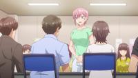 EP5 Ichika acting