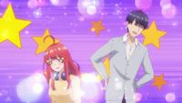 EP7 Itsuki & Fuutarou apology