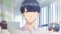 EP1 Fuutarou first appears