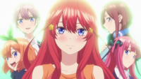 EP4 Itsuki and the other quintuplets
