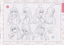 Character Profile Itsuki Nakano 4