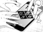 CH3 Miku phone's wallpaper