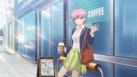 EP6 Ichika waits for Fuutarou