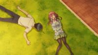 EP2 Miku and Fuutarou exhausted