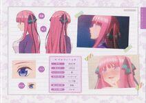 Character Profile Nino Nakano 2