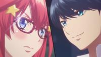 EP2 Itsuki and Fuutarou test