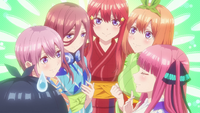 EP4 Fuutaoru and the quintuplets