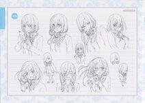 Character Profile Miku Nakano 3