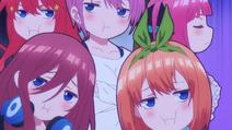 EP10 Nakano quintuplets chibi